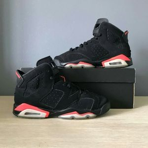 Jordan 6 Infrared🔥